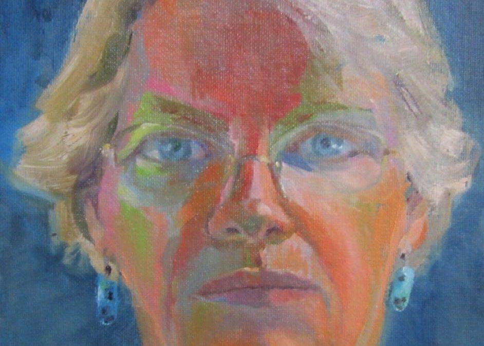 Self Portrait #16