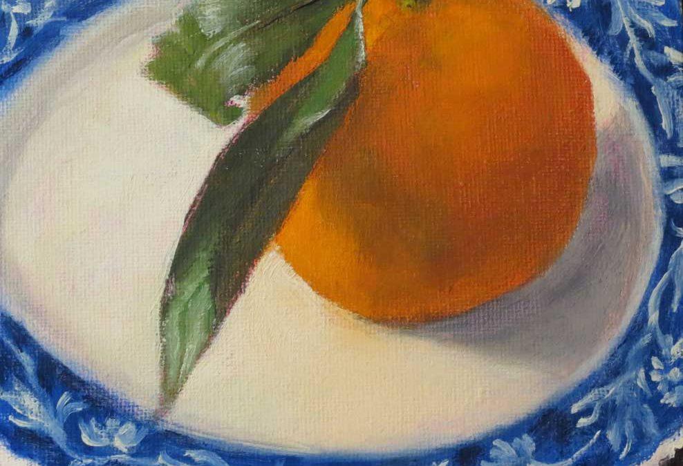 Eva's Dish with Orange