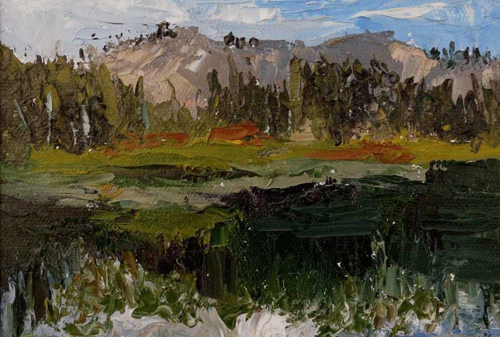 Grassy Lake, 2015